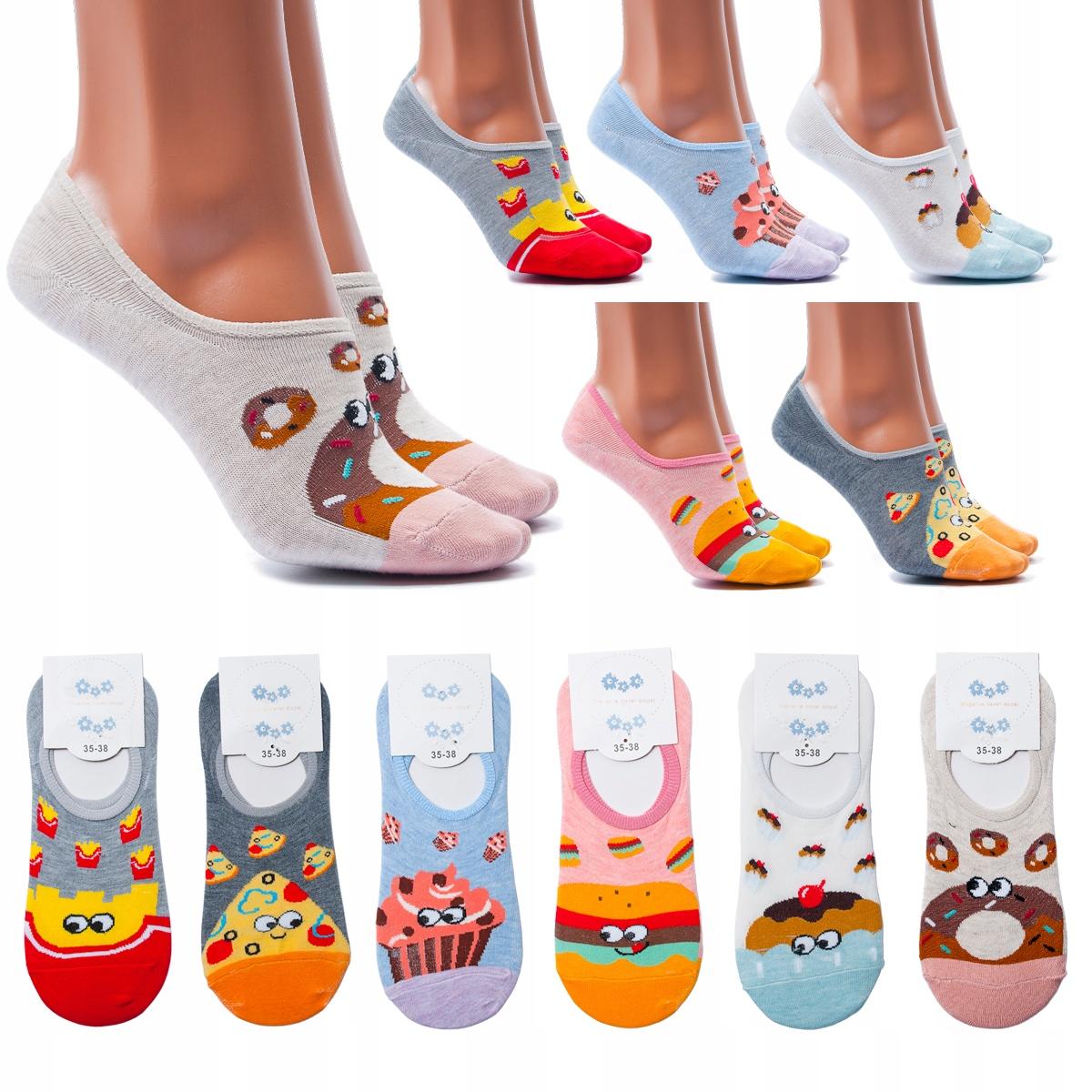 5 х хлопковые ноги женские веселые носки кошек