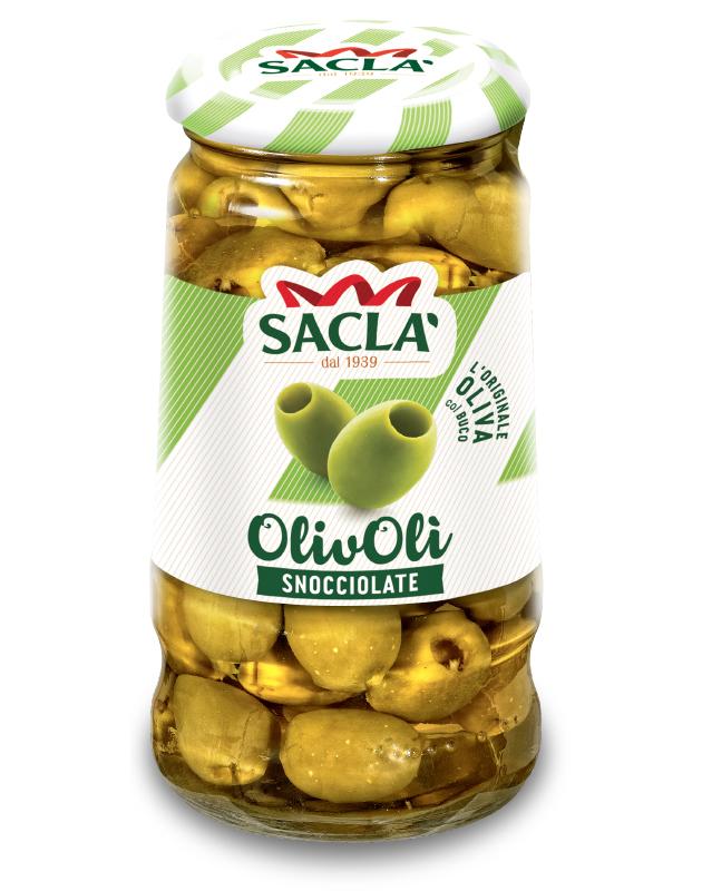 Сакла Зеленые оливки