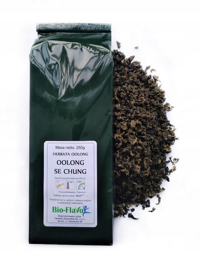 Herbata Oolong Se Chung 250g Bio-Flavo
