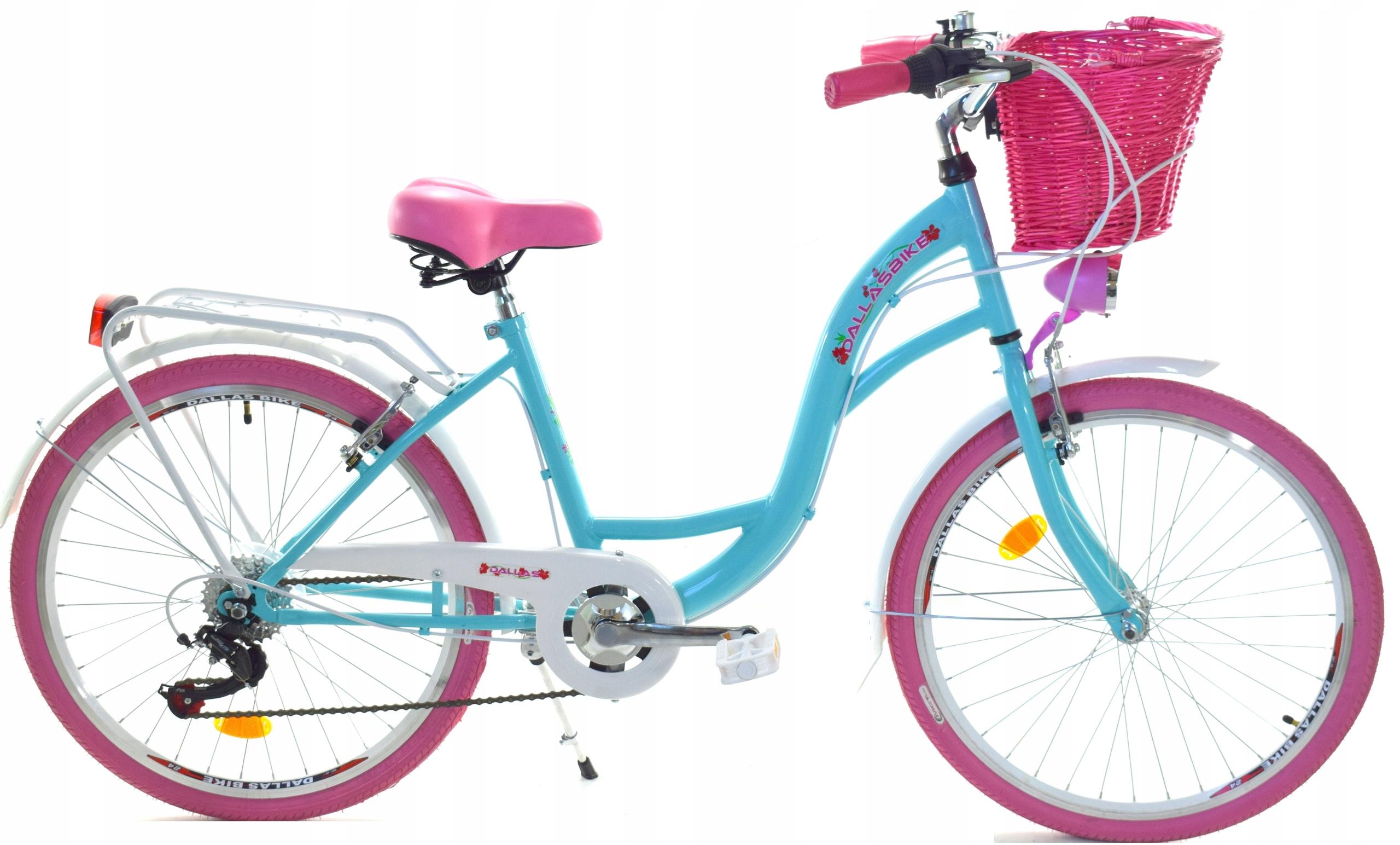 Dievčenský bicykel 26 rýchlostí Dallasu na prijímanie Veľkosť rámu 17 palcov