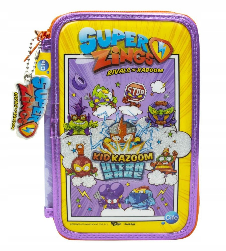 Peračník s príslušenstvom Magic Box Super Zings