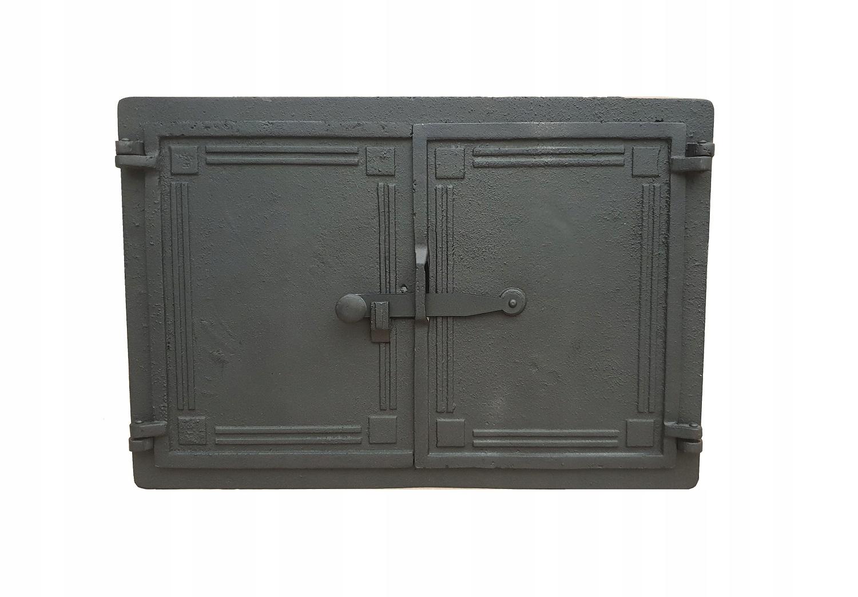 liatinové dvere do chlebovej pece udiareň gril Kód produktu DYMOVÁ SÚPRAVA DVERE ROŠT TEPLOMER HIT!