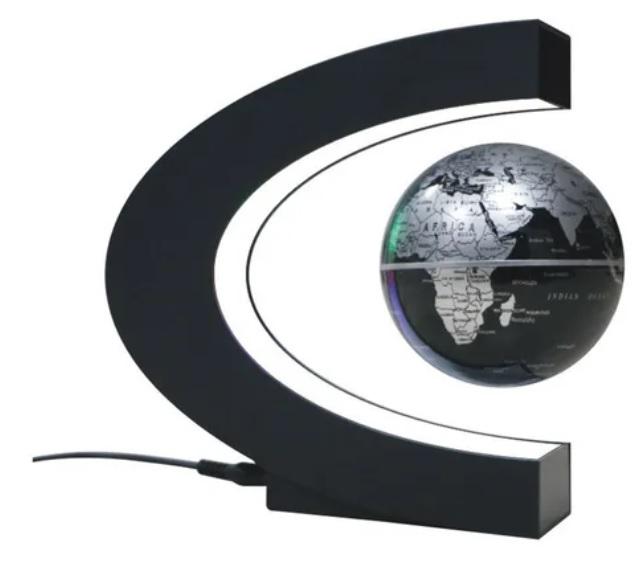 GLOBUS LEWITUJĄCY LAMPA MAPA PODŚWIETLENIE LED Kod producenta GL-07
