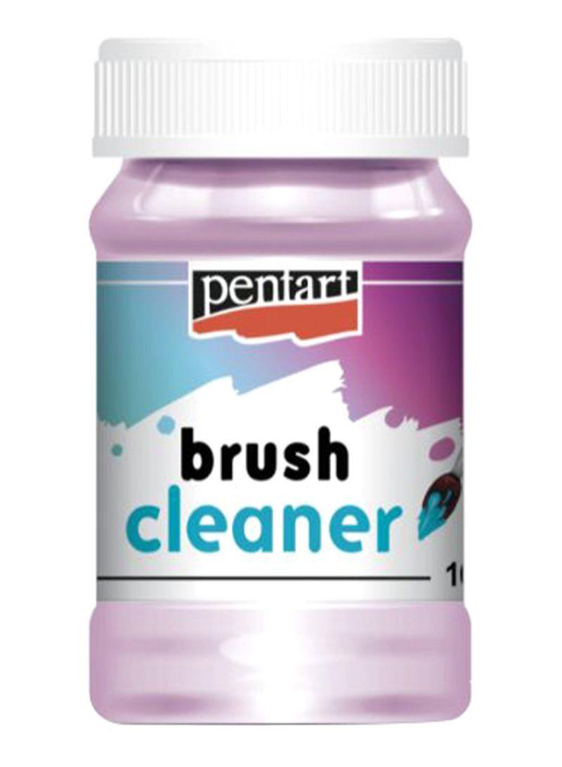 Preparat do czyszczenia pędzli 100 ml Pentart