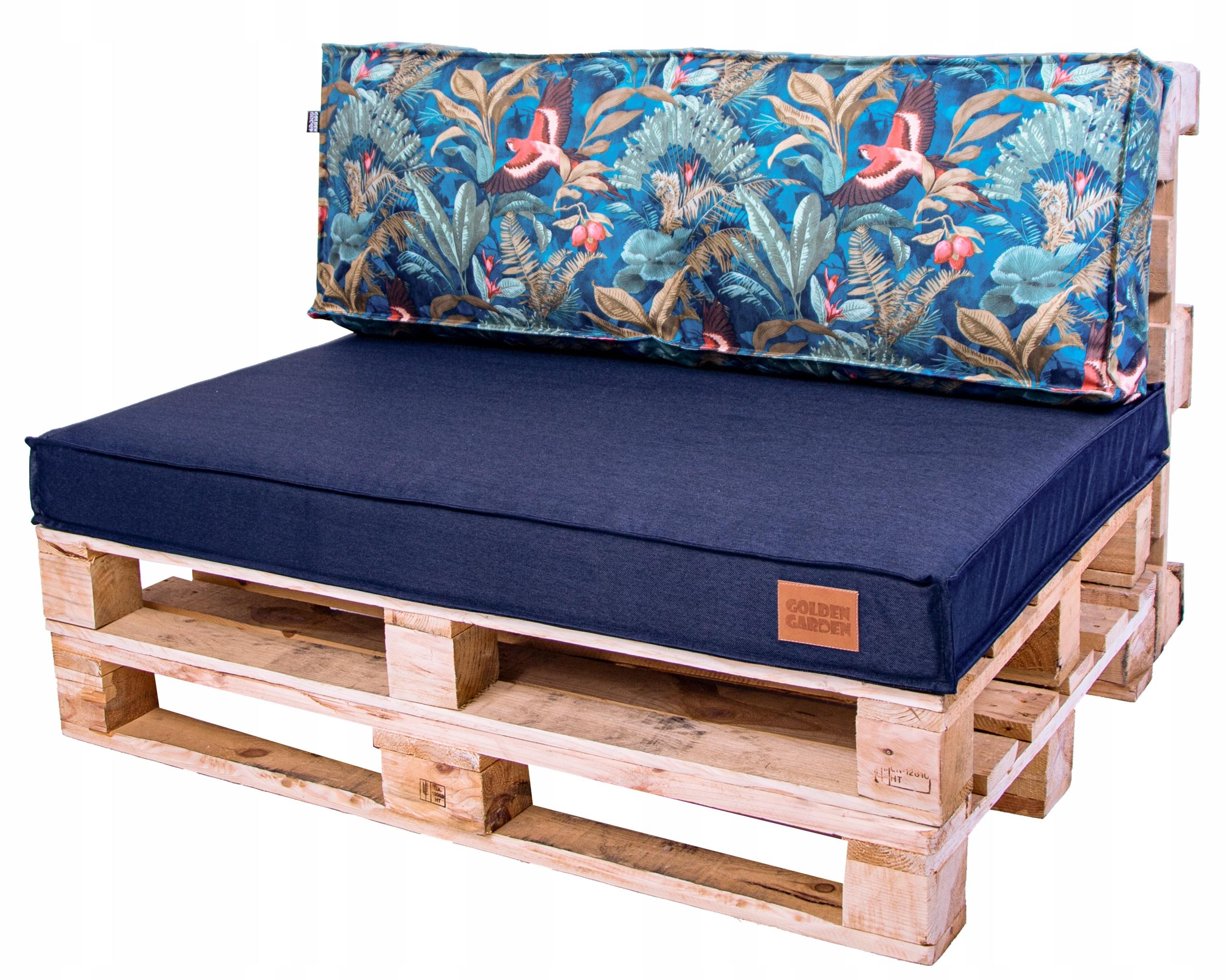 ПОДДОНЫ Садовые подушки для европоддонов 120x80x10