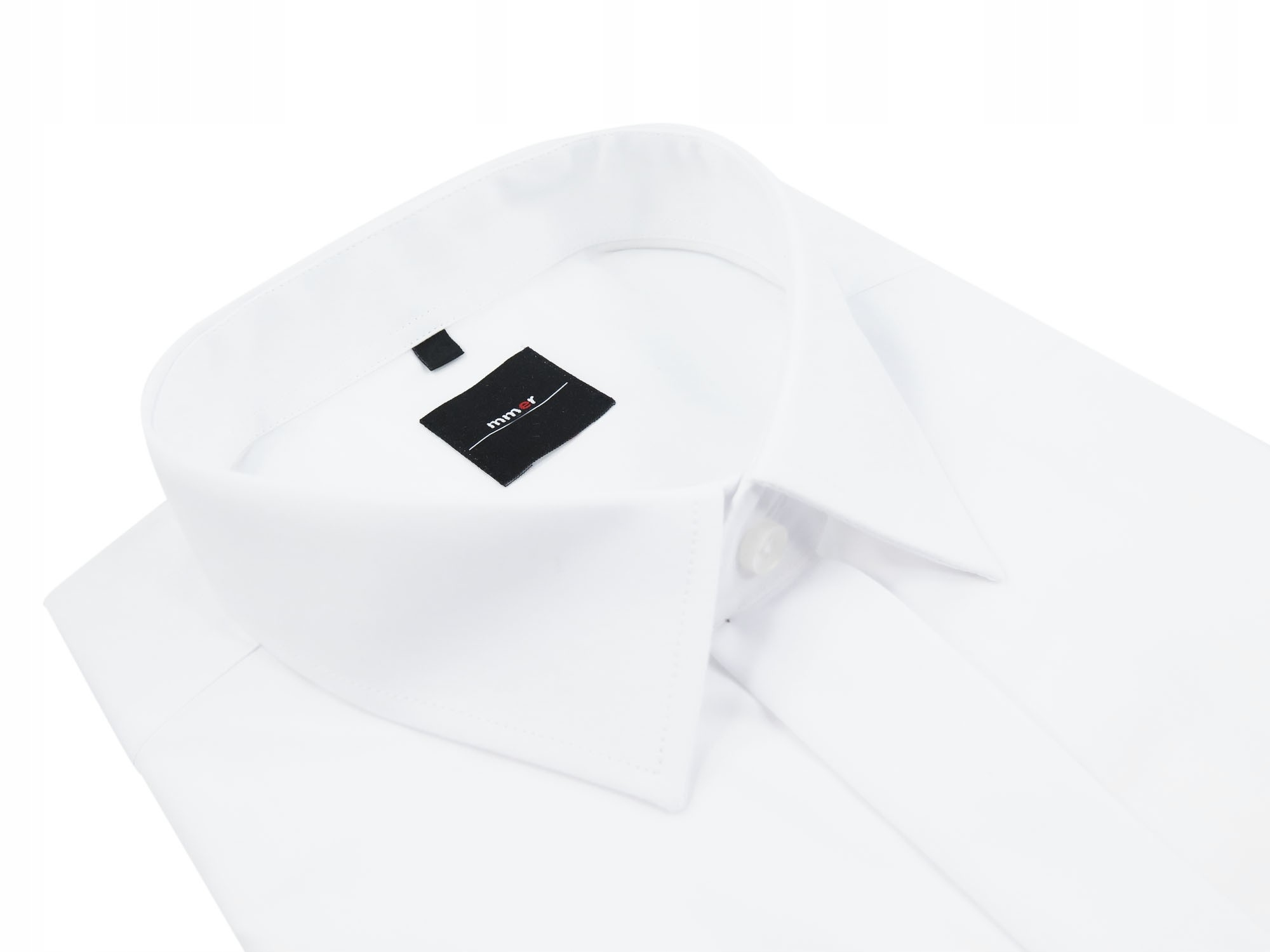 Biała koszula ślubna na spinki 031 164 170 42 Reg 8128901824  HceKg