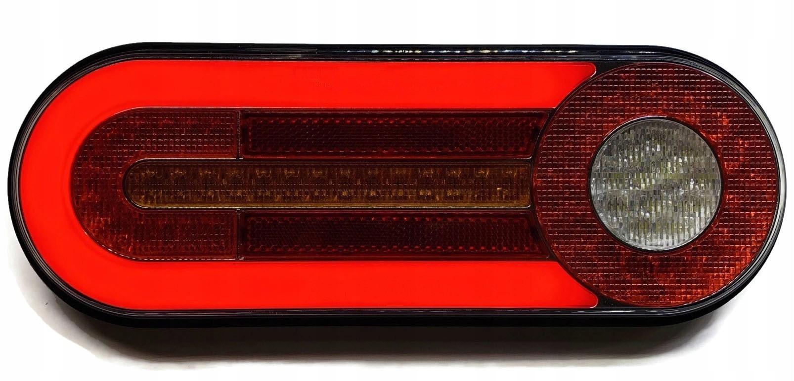 лампа led мост овальная неон динамический направление 5f
