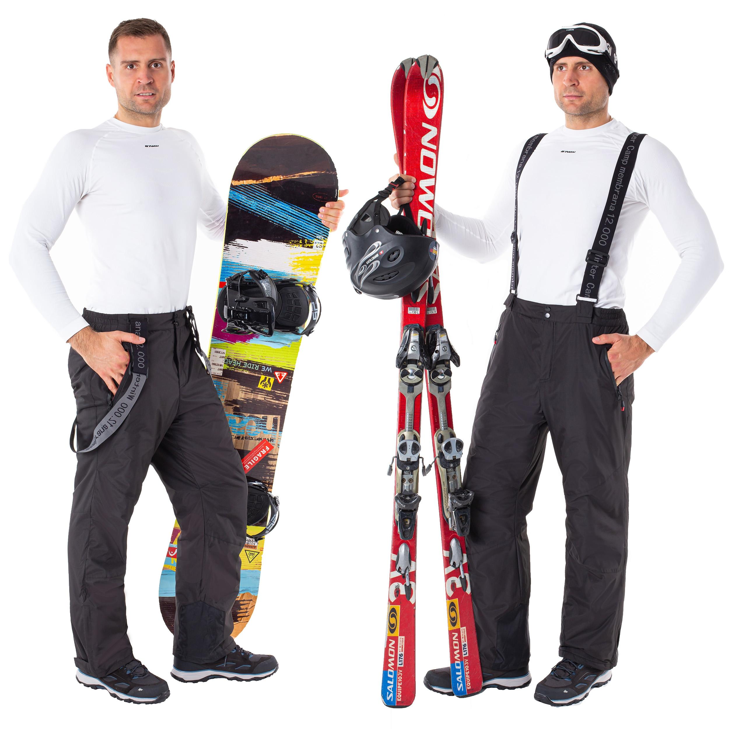 Мужские лыжные штаны SNOW MEMBRANE 12000 L