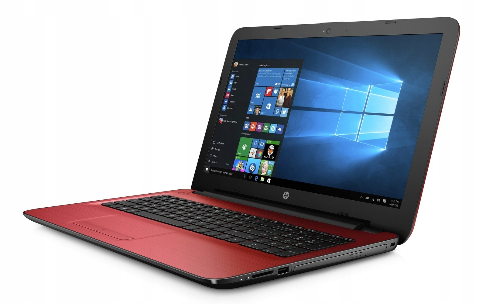 Laptop Hp 15-BS134WM 15,6