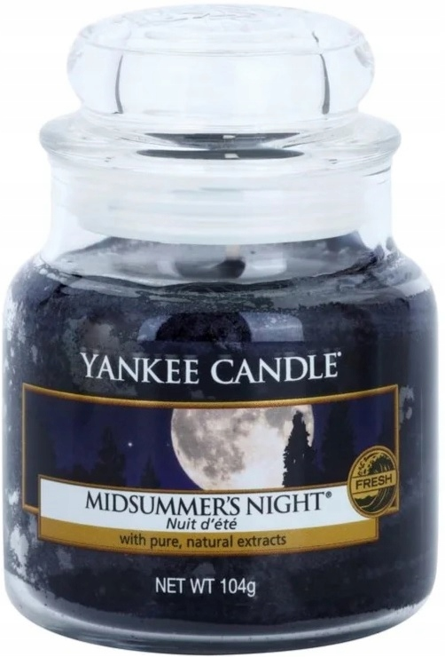YANKEE CANDLE Candle Candle Midsummers Night 104