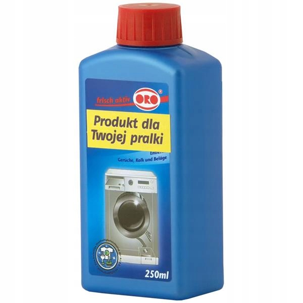 Oro средство для мытья/разве. и ухода стиральных машин 250