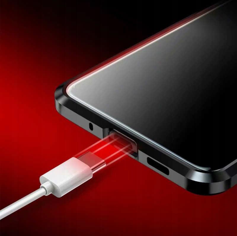 Etui magnetyczne do Samsung Galaxy Note 20 Ultra Kolor czarny