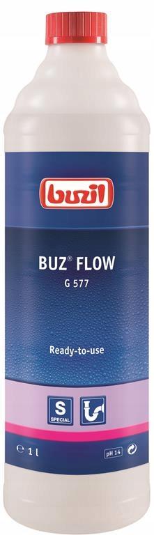 G577 BUZ FLOW Buzil Płyn do udrażniania rur 1 L