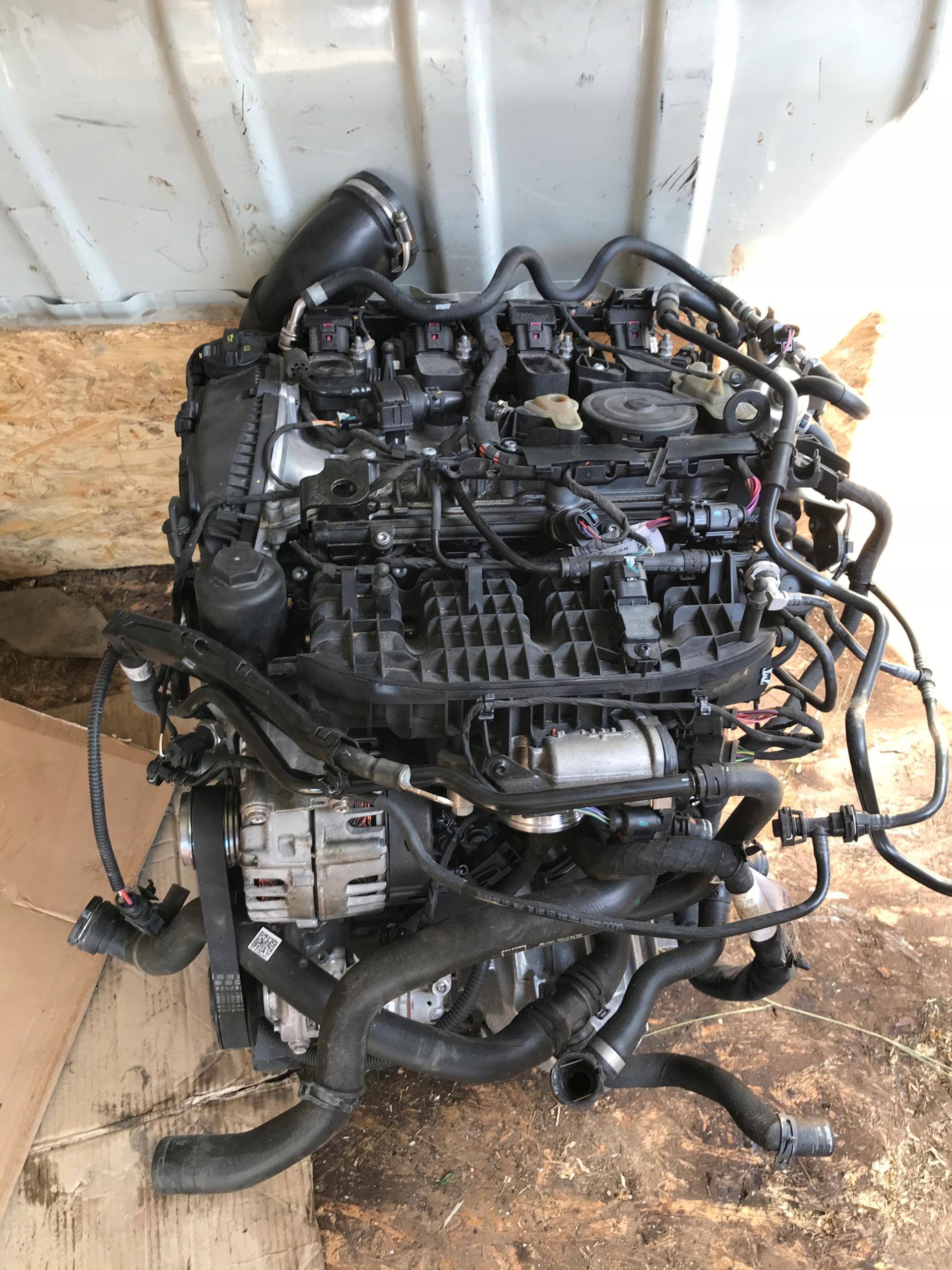 двигатель столбик audi a4 b9 a5 q5 8w f5 cyr 20 tfsi