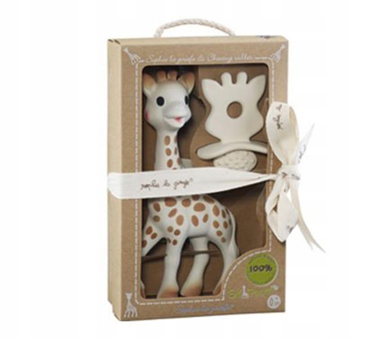 Žirafa Žirafa Sophie sada - hryzátko SoPure