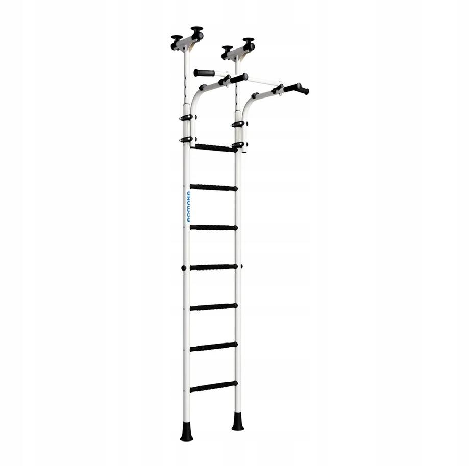 Gymnastický rebrík teenager striebro
