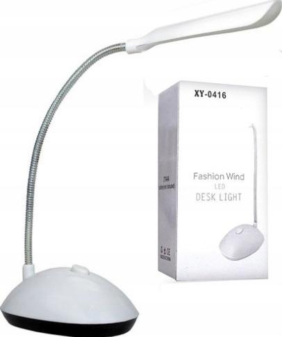 Lampka Biurkowa 4LED Szkolna na Biurko Nocna LAMPA