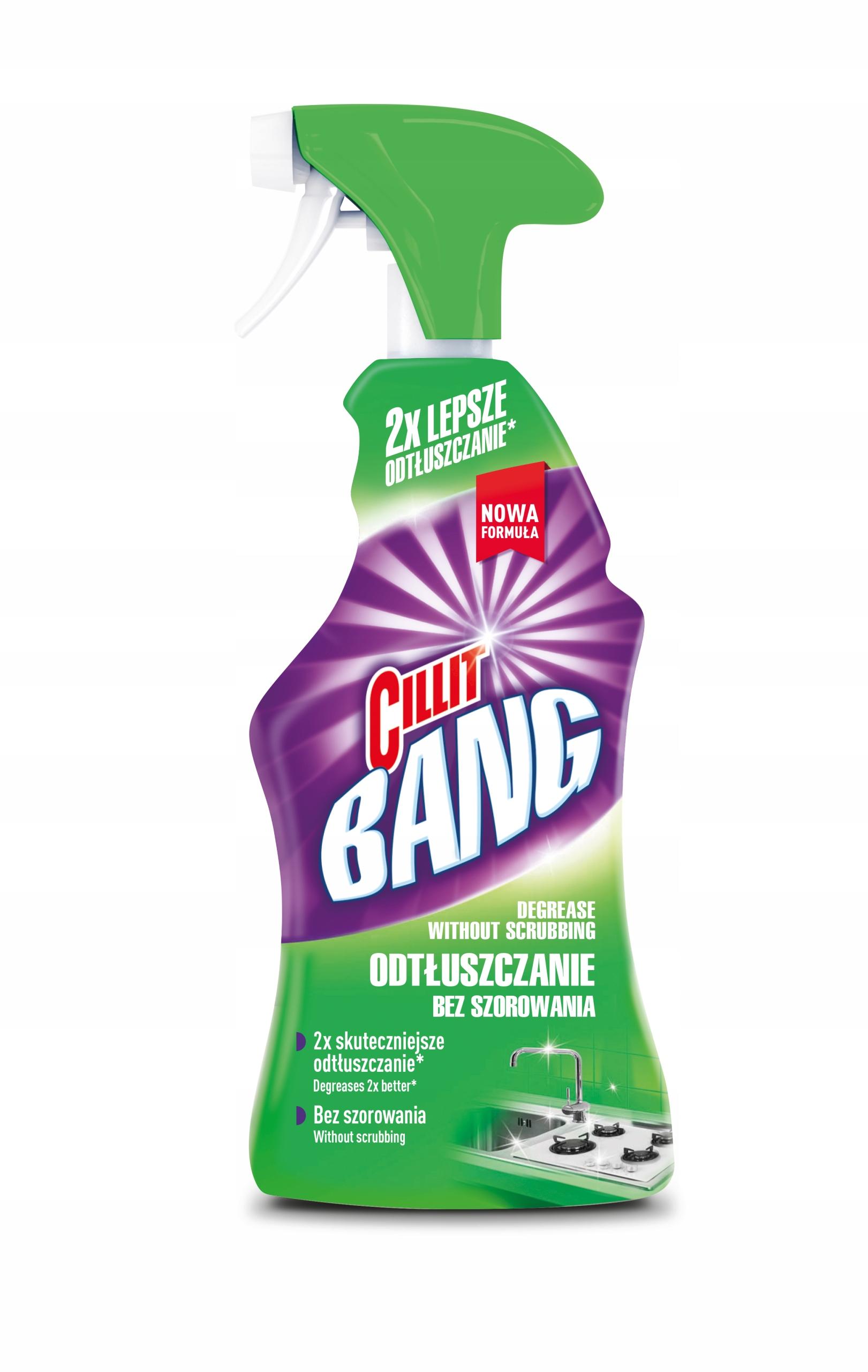 Cillit Bang чистящие средства набор XL 6 шт торговое название Cillit Bang
