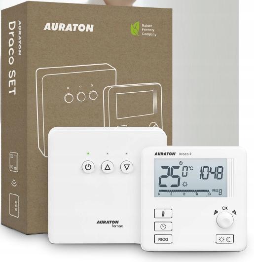 Auraton Draco Set bezprzewodowy (SALUS 091 FL/RF)