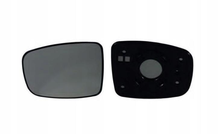 вклад зеркала стекло hyundai i10 08-11r левый