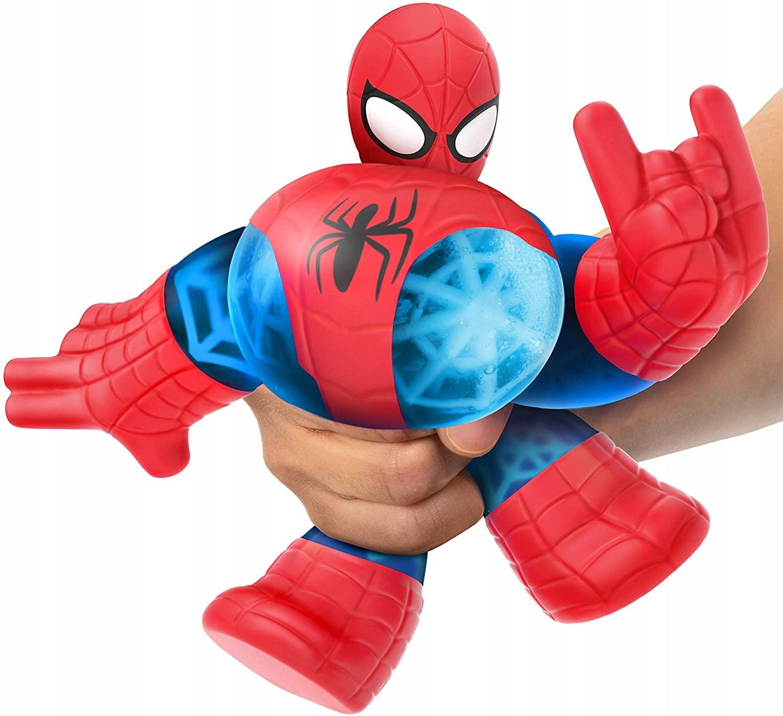 Heroes of Goo Jit Zu Marvel Spider Man OBRÁZOK