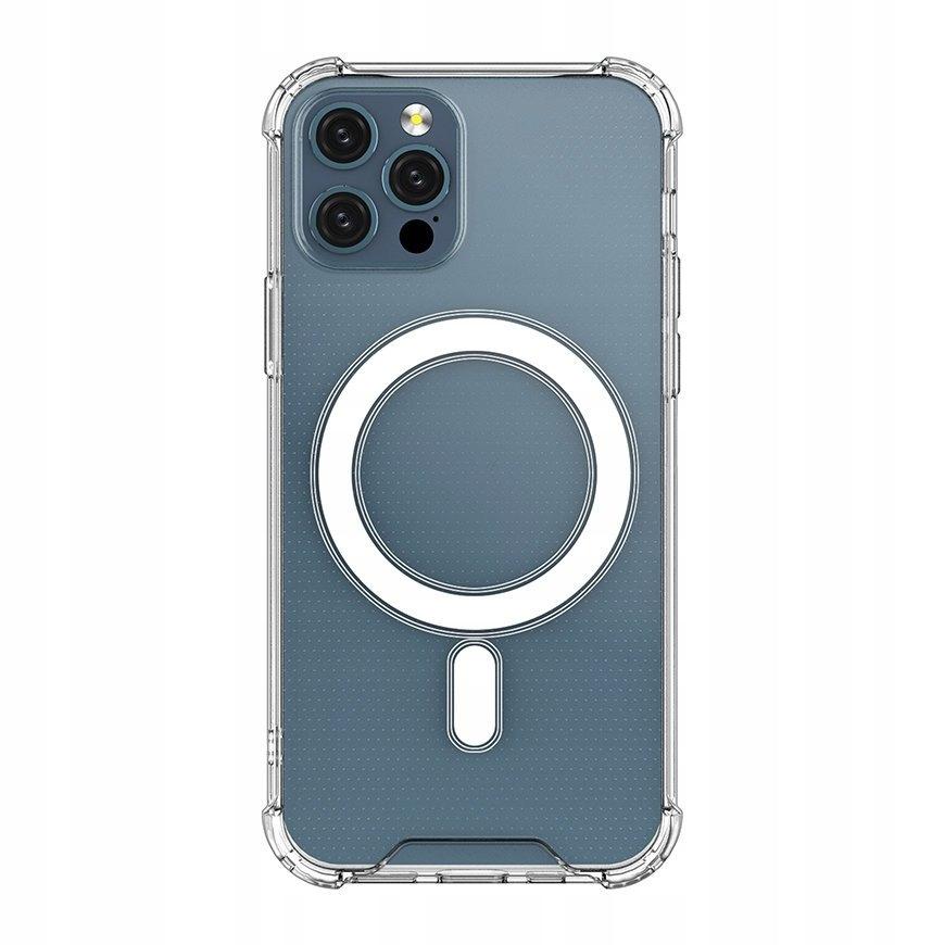 Etui Magnetic Case MagSafe do iPhone 12 / 12 Pro