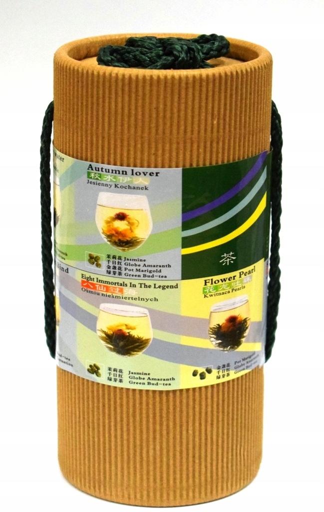 Набор Туба Blooming Green Tea из 10 предм.