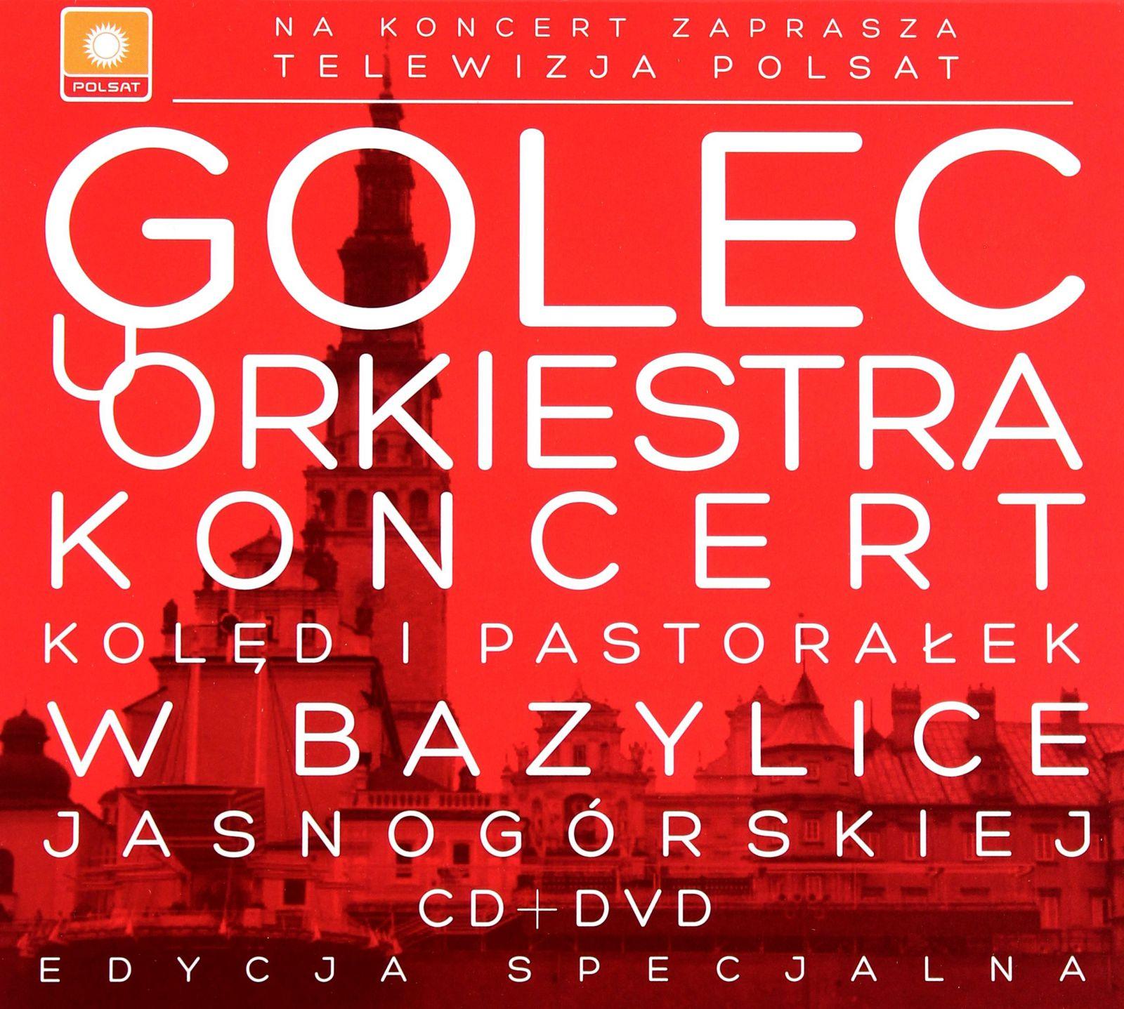 Item GOLEC UORKIESTRA CONCERT OF CHRISTMAS CAROLS [DVD]+[CD]