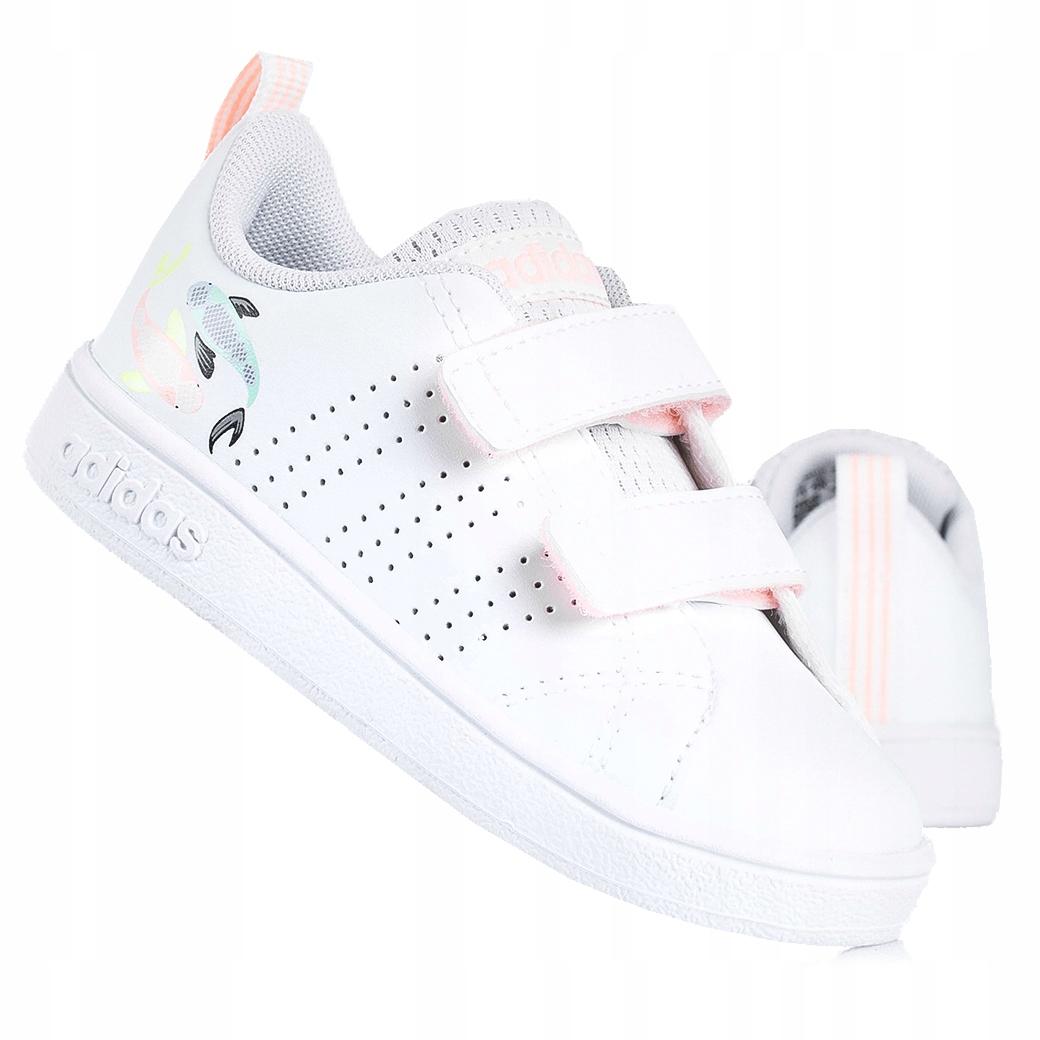 Детская обувь Adidas Vs Advantage Clean F36373