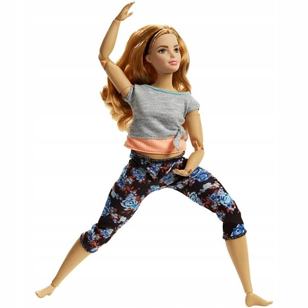 Barbie vyrobené na presun kvetín pre bábiky FTG84 Red Mattel