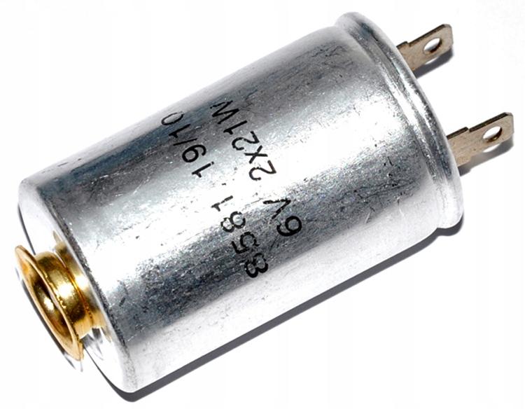 Distribútor 6V 3V Bottled MZ Java