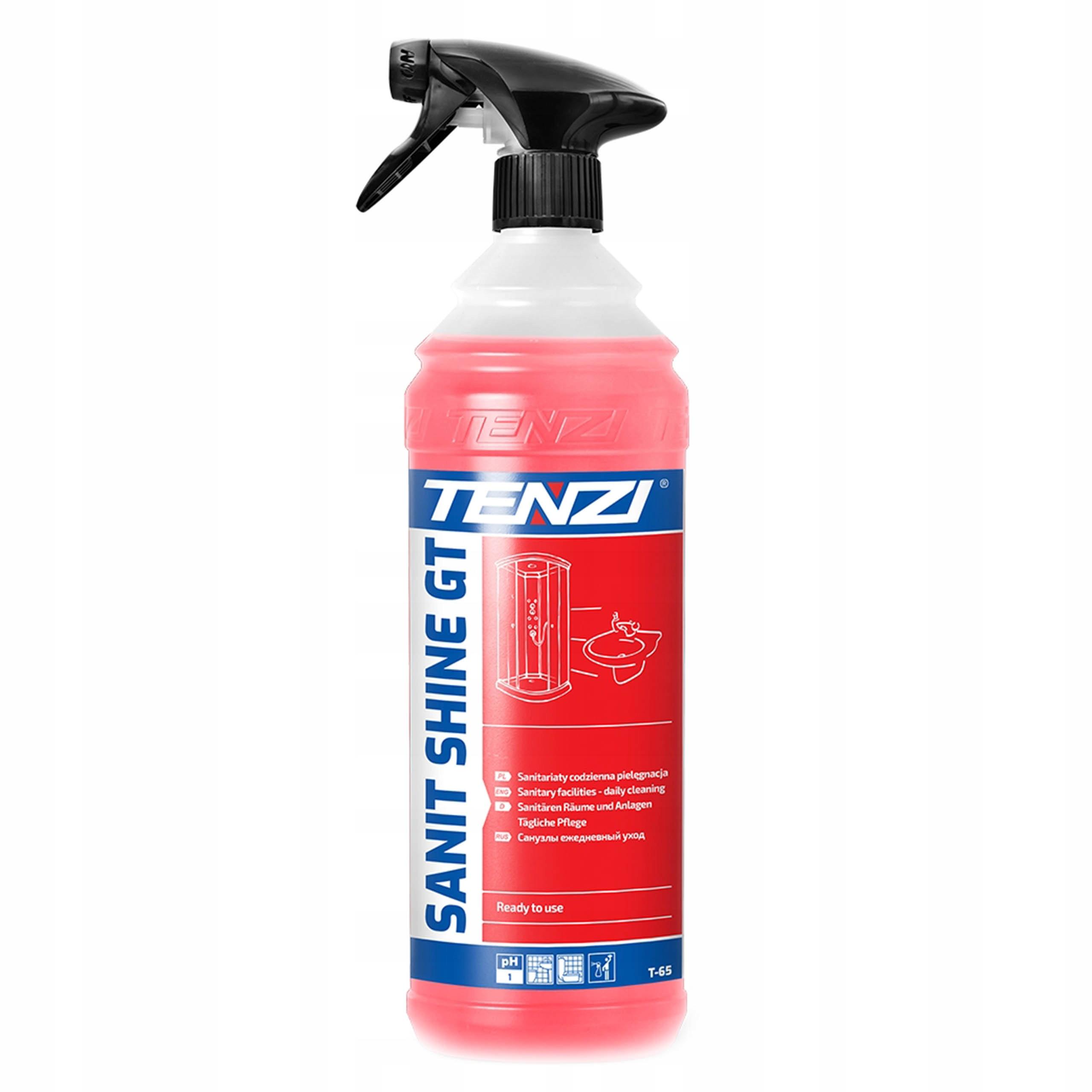 Tenzi Sanit Shine GT 1L Ванные ванные стиральные тока