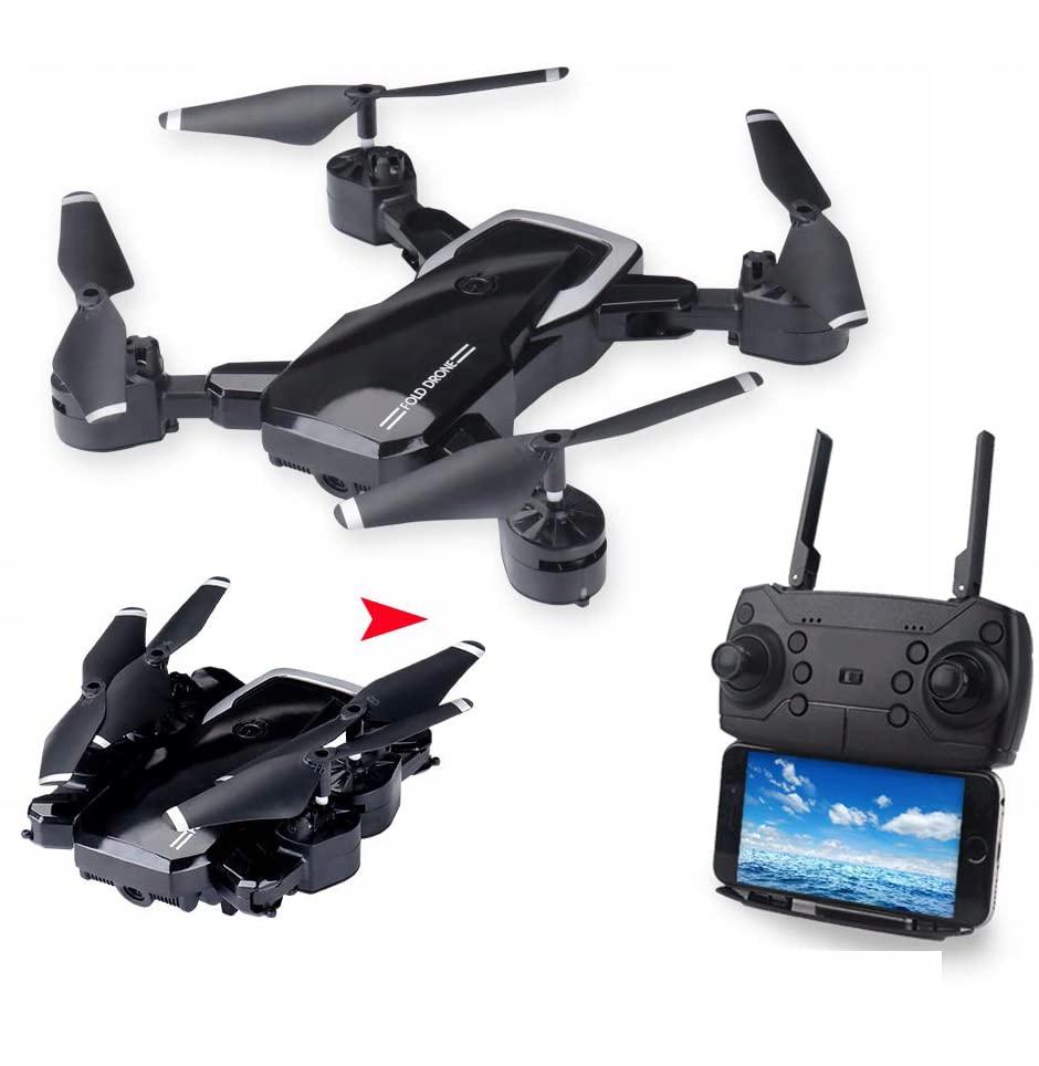 Skladací selfie dron LF609 1080 WIFI FPV
