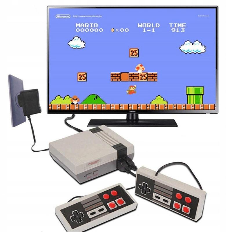 Item GAME CONSOLE TV RETRO PEGASUS 620 GAME PAD MARIO