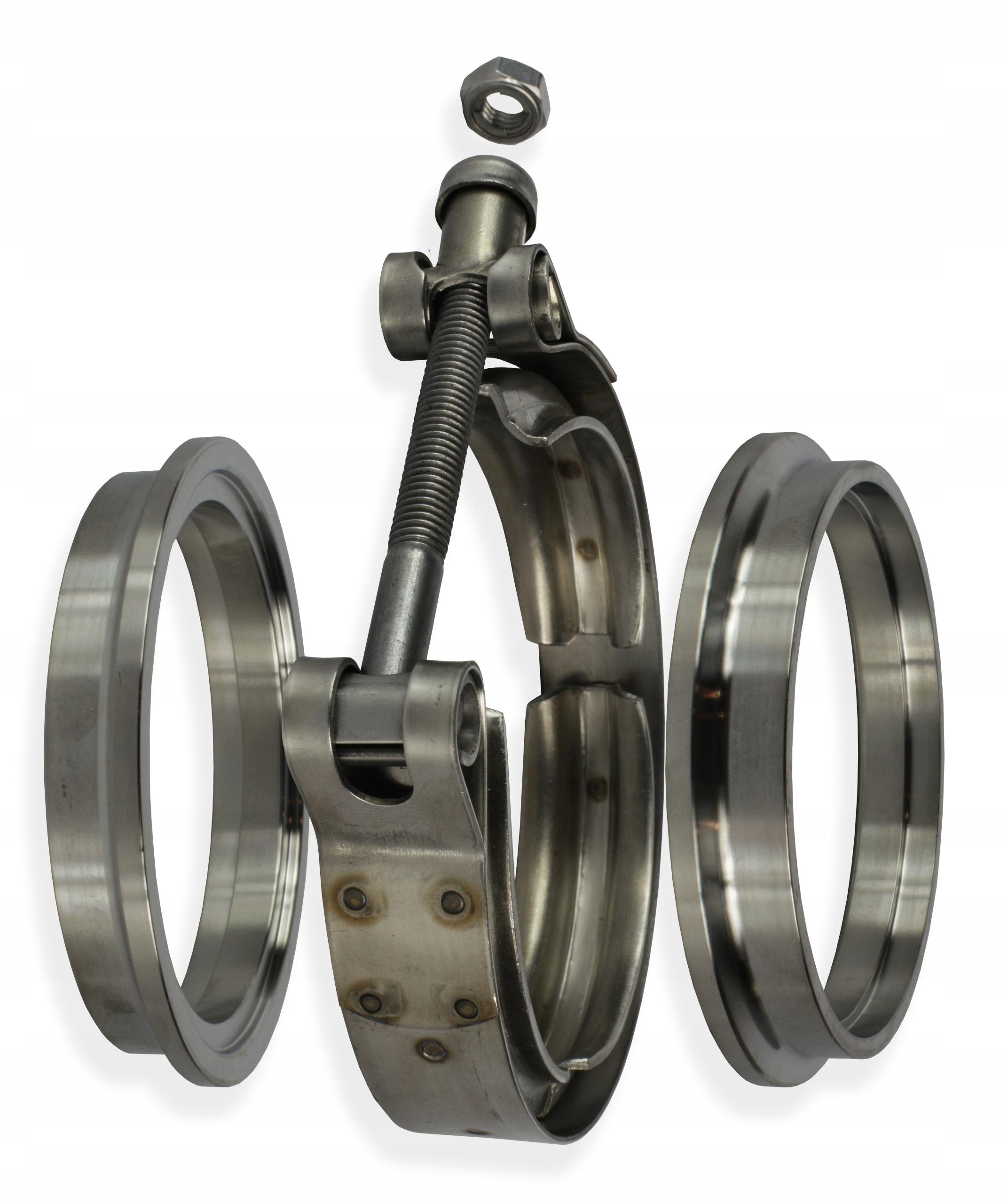 зажим v-band fmic pro 76mm 3 дюйма