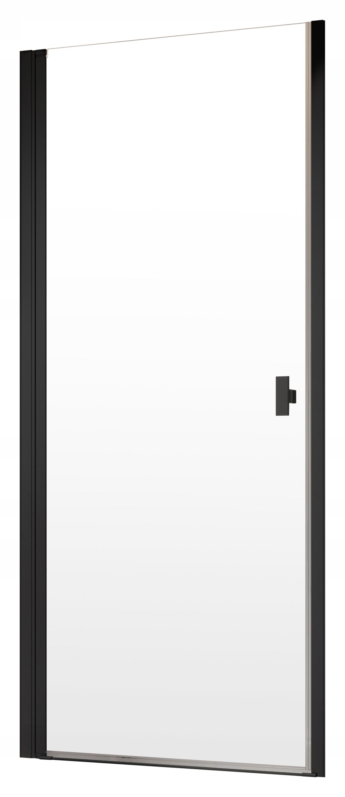 Dvere NES Čierne DWJ I 70x200 čierne RADAWAY cl