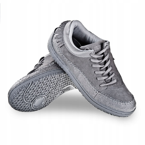 Topánky Xsjado Chris Farmer Footwrap Grey 39