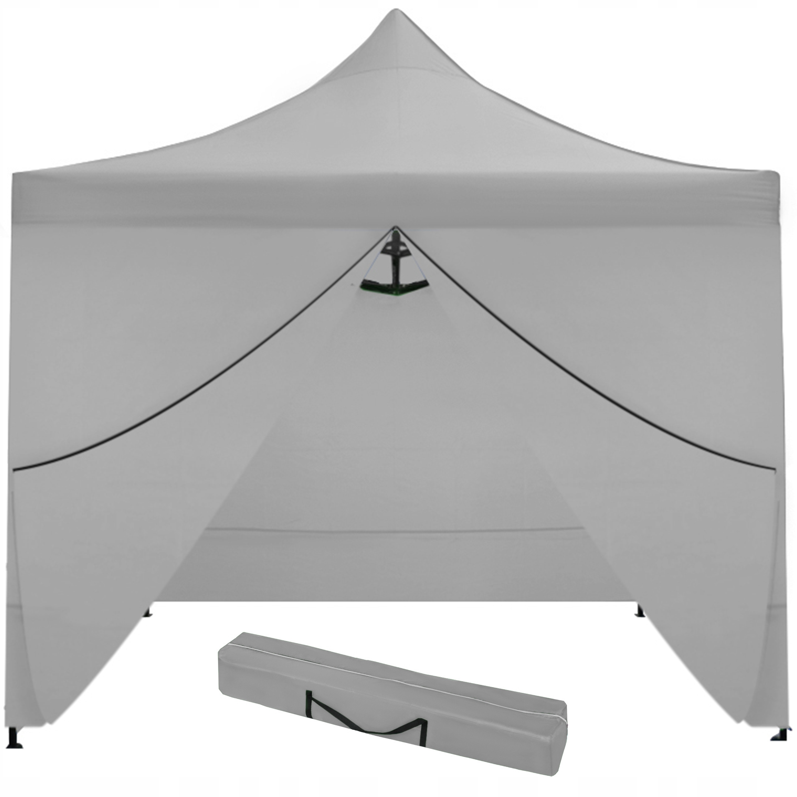 Pawilon Ogrodowy Namiot Handlowy Składany 3x3m UV