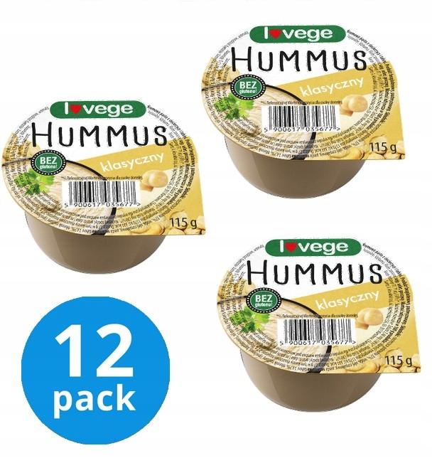 Lovege Hummus Classic 115гр