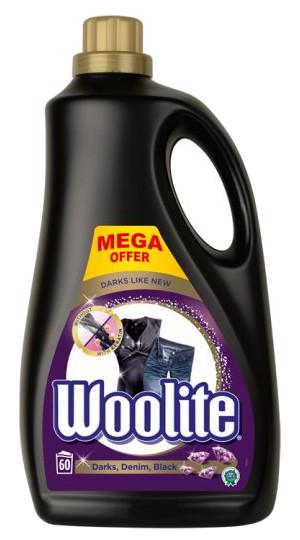 Woolite Темный джинсовый Черная прачечная жидкость 60pr 3.6L