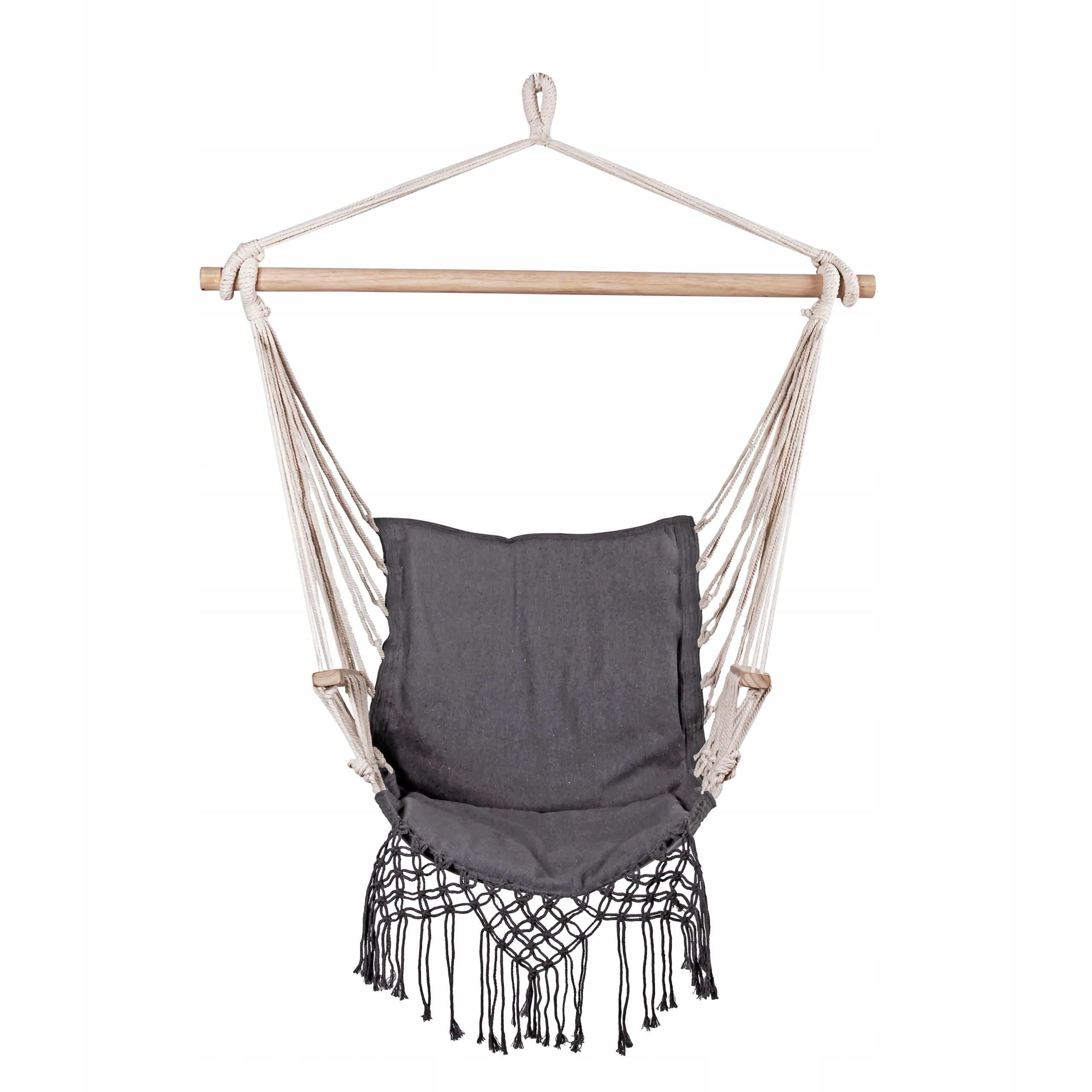 Krzesło wiszące BRAZYLIJSKIE HAMAK huśtawka COSTA EAN 5902340248942