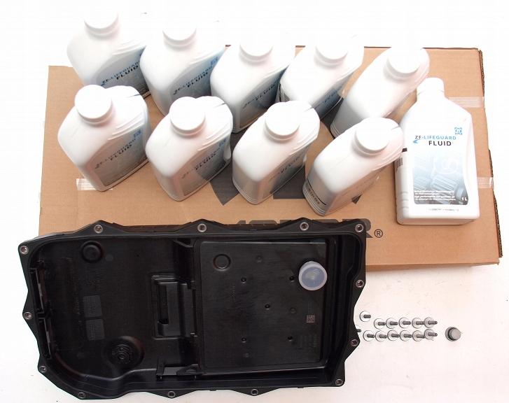 Фильтр Маслянный Масло ZF8 JEEP GRAND CHEROKEE WK2 14-18
