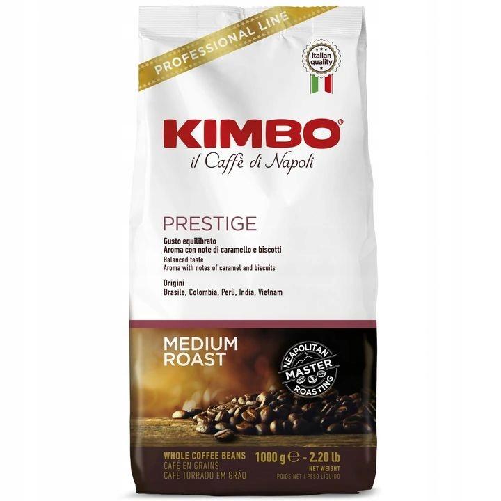KIMBO BAR PRESTIGE 1 кг кофе в зернах