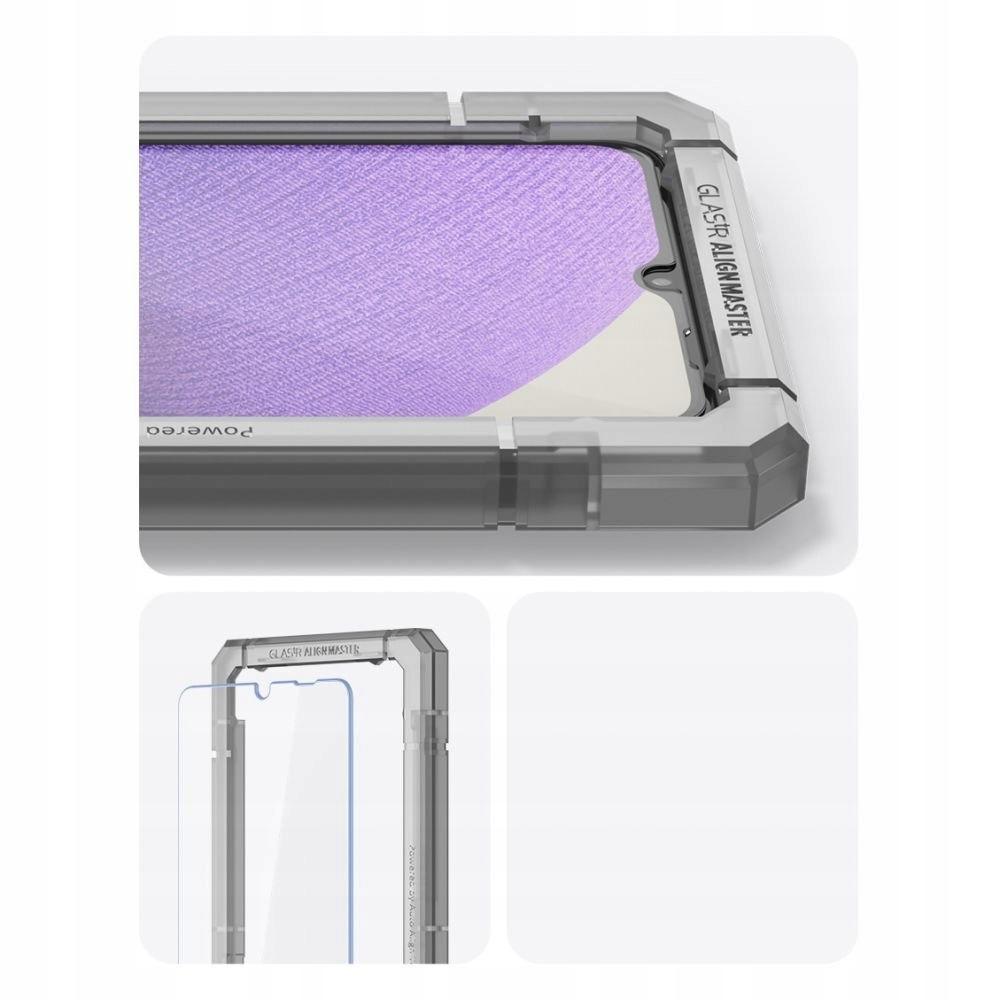 2x Szkło Hartowane Spigen do Samsung Galaxy A32 5G Producent Braders