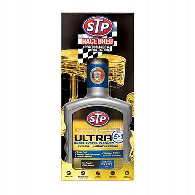 Защита двигателя Дизель 5in1 - STP Ultra Cleaner