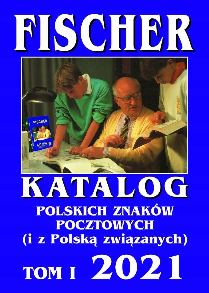 Каталог марок Fischer 2021 - ТОМ I