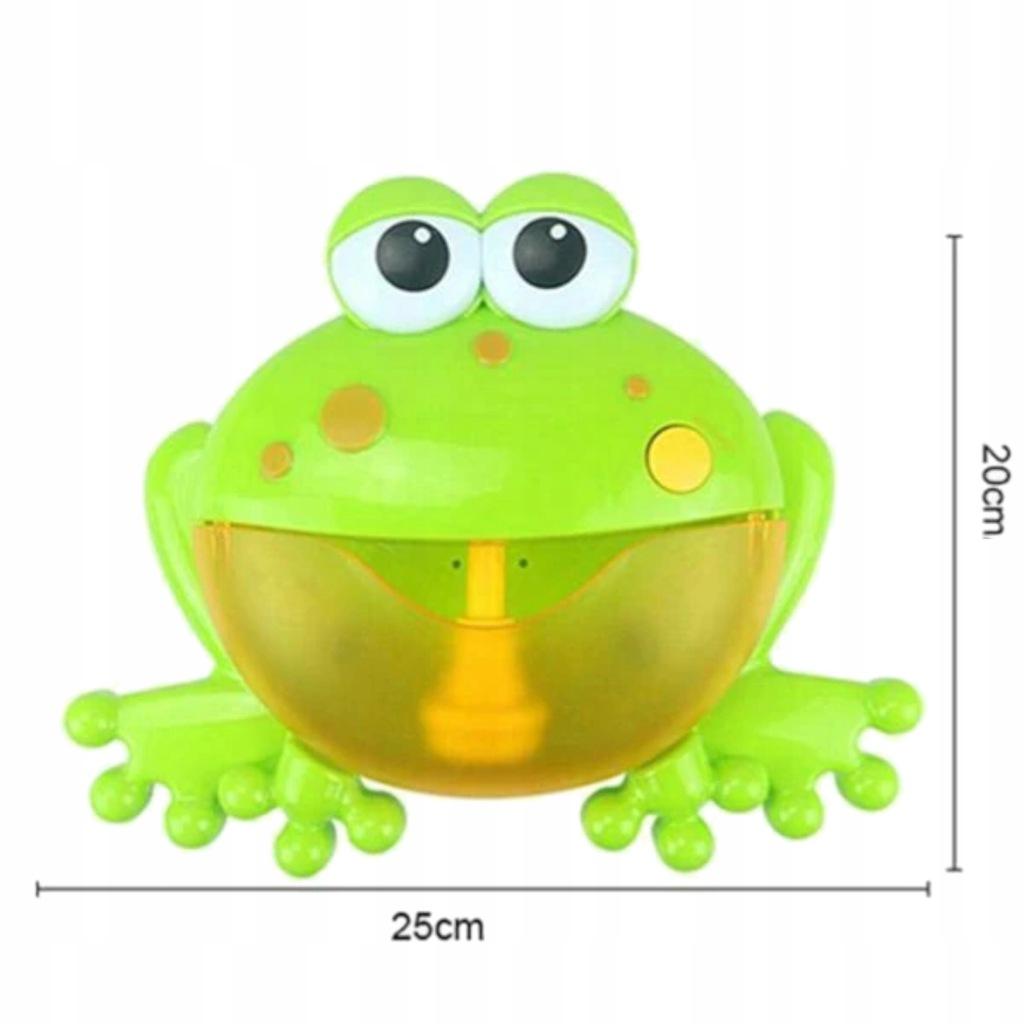 Żaba bąbelkowa do robienia piany żabka 1111-19 Kod producenta 1111-19
