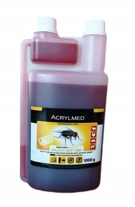 Препарат для уничтожения мух и комаров 1л МУХ-EX