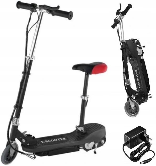 Скутер Электрическое сиденье складное 12 км / ч