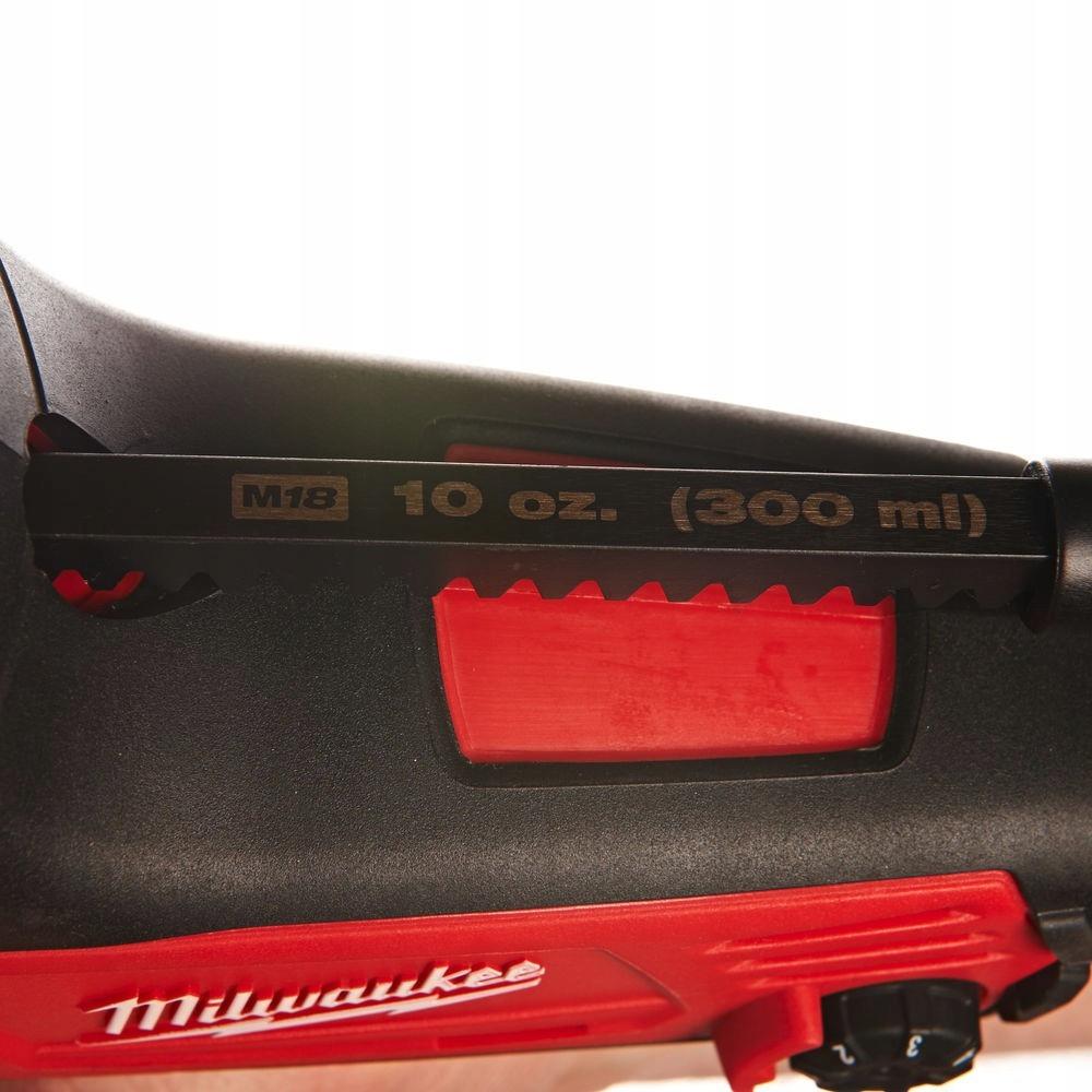 Milwaukee M18 C18 PCG/310C Pistolet do Klejenia 310ml 4058546028091